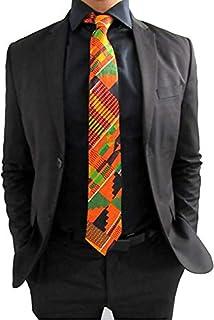 مجموعة ربطة عنق أفريكان كنتي، ربطة عنق ومنديل أنكارا، ربطة عنق أفريقية وهانكي، إكسسوار رجالي أفريقي