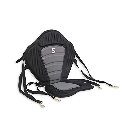 Kerco Explorer Sit-on-top Kayak Seat Back Equipped...