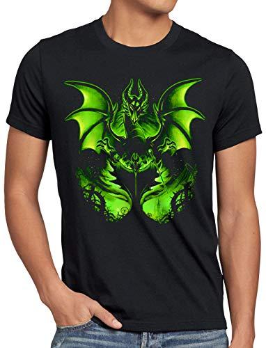 style3 El Hada Oscura Camiseta para...