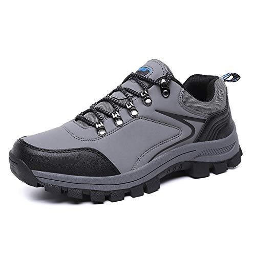 YCKZZR Sneakers Wandelschoenen Mannen Outdoor Trekking Schoenen Anti-Skid Rock Klimmen Schoenen Tracking Schoenen Berg Schoenen Geschikt voor sport klimmen