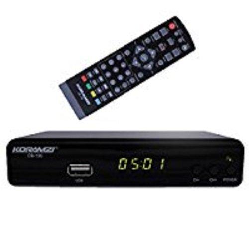 Find Bargain KORAMZI CB-100 HDTV Digital TV Converter Box ATSC (Renewed)