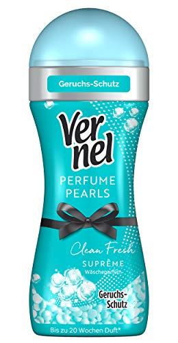 Vernel Perfume Suprême Pearls Clean Fresh, 230 g, Wäscheparfüm für duftende, frische Wäsche