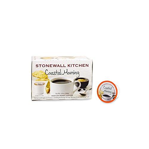 Stonewall Kitchen Coastal Morning Coffee Single-Serve Cups, 12-pack