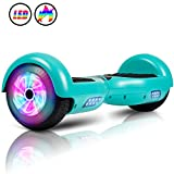 JOLEGE Hoverboard, 6.5' Two-Wheel Self Balancing Hoverboards...