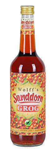 Wein Wolff Sanddorngrog 36% vol. (1 x 0.7 l)