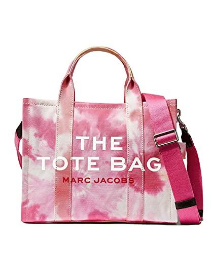 Marc Jacobs Borsa The The Tie Dye Small Traveler Tote Bag rosa