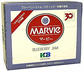 H+Bライフサイエンス マービーブルーベリー 13gX35包