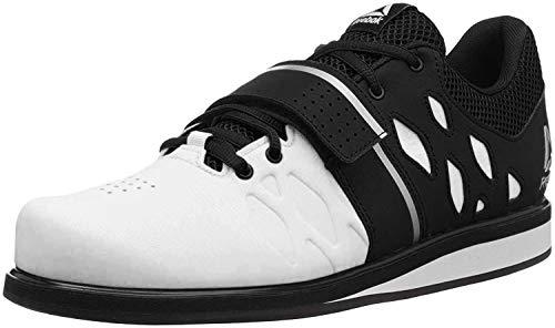 Reebok Herren Lifter Pr Crosstrainer Schuh, Weiá (weiß/schwarz), 38.5 EU