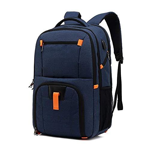 Suytan G&Amp;L Extra Large Travel Laptop Backpack,Extra Large College School Backpack for Mens and Women with USB Charging Port, Waterproof Shockproof Business Work Daypack Fits 17' Laptop&Amp;Notebo