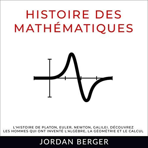 Couverture de Histoire des mathématiques