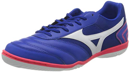 Mizuno MRL Sala Club IN, Zapatillas de Futsal Hombre, Reflexbluec/White, 36 EU