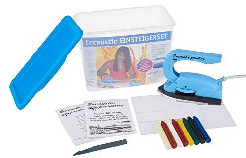 Hobbyring - Encaustic Creativ Box für Einsteiger