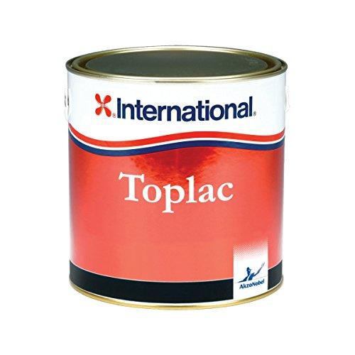 International Toplac Bootslack - weiss 001, 750ml