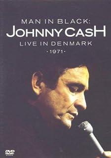 THE MAN IN BLACK: JOHNNY CASH LIVE IN DENMARK
