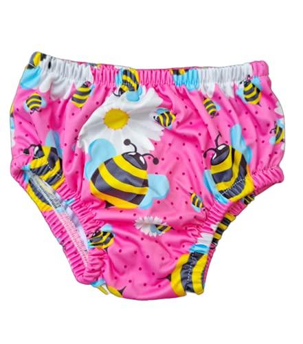 Costume Ellepi Contenitivo Neonato Pannolino Costumino Mare Piscina Slip Bambino Bambina Nuoto 0 1 3...