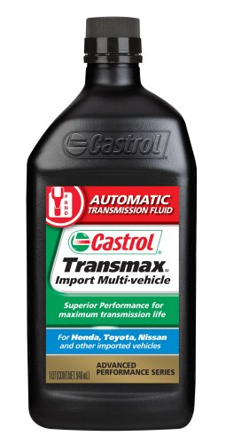 Castrol 06814 Transmax Import Multi-Vehicle...