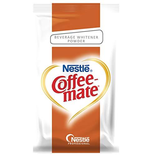 NESTLÉ Coffeemate, Kaffeeweißer Pulver, Vegetarisch, 1er Pack (1 x 1kg)