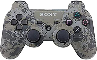SONY PS3 DS3 Dual Shock Wireless Controller - Urban Cammouflage
