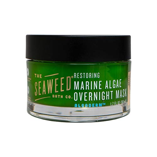 The Seaweed Bath Restoring Marine Algae Mask, Clinically Proven Ingredients, Vegan, 1.7 oz.