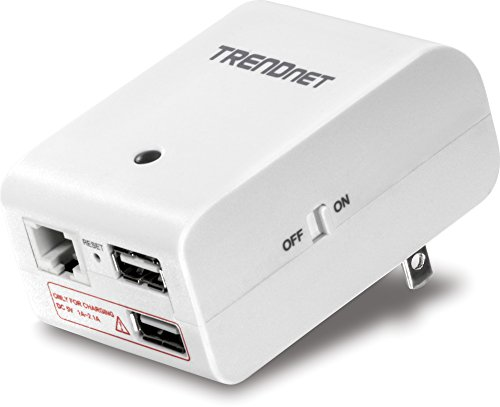 TRENDnet Wireless N 150 Mbps Reise Router, TEW-714TRU