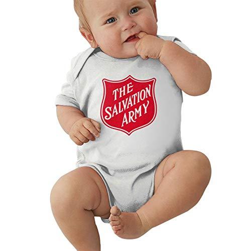Pijama unisex para bebés y niñas, para bebés de 0 a 2 años, blanco, 12 Meses