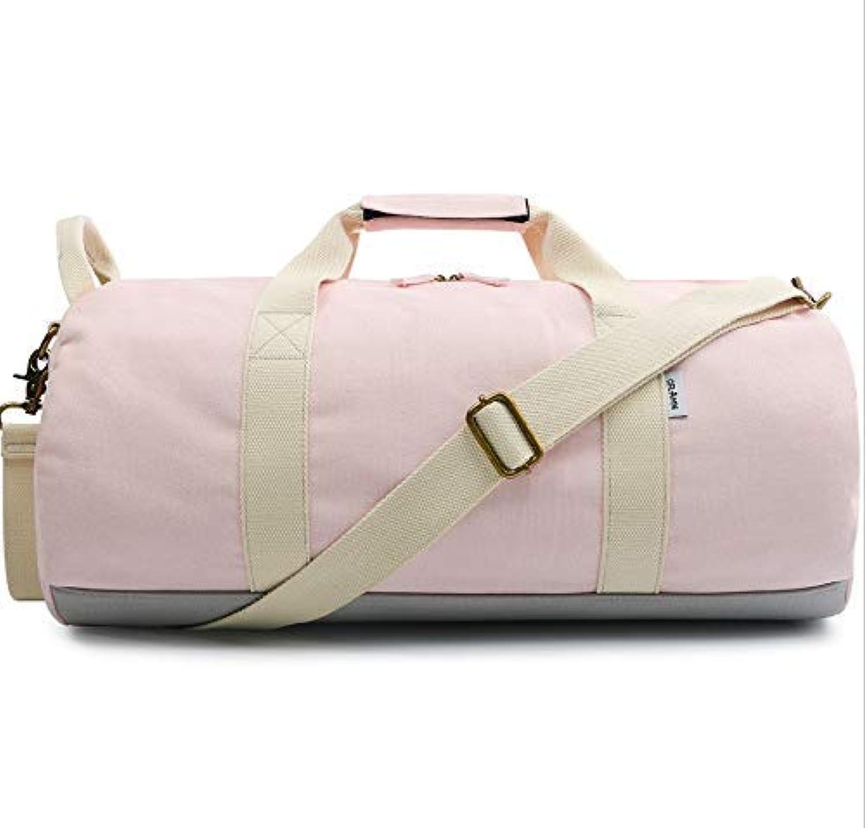 NANIH Home Canvas-Sporttasche mit groem Fassungsvermgen und Sporttasche für den Outdoor- und Indoor-Outdoor-Reisetasche