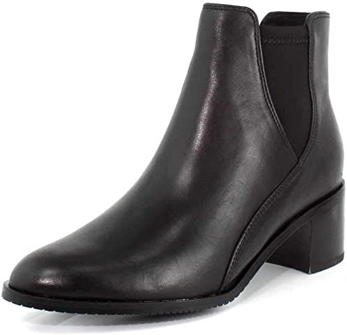 CLARKS femmes Poise Poise Lola noir Leather démarrage - 9