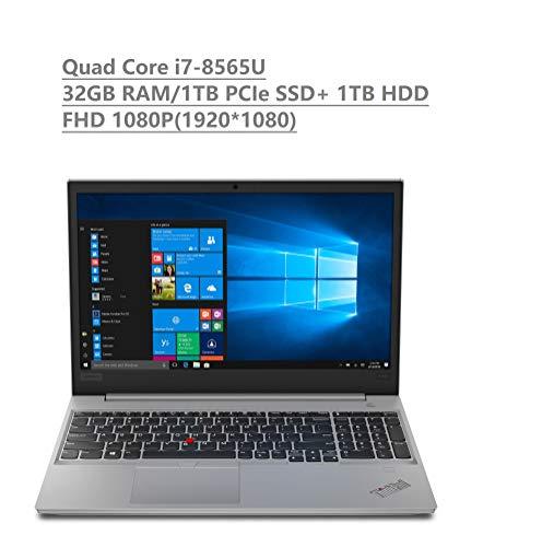 Compare Lenovo Thinkpad E590 (20KS003WUS-32G-1TB+1TB HDD) vs other laptops