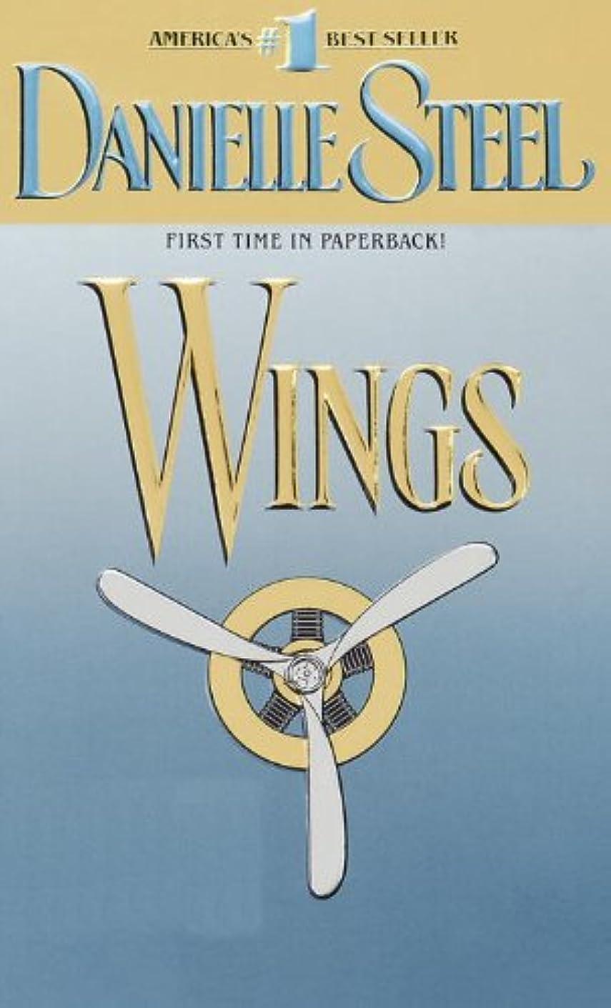 ホールド問題悪性腫瘍Wings: A Novel (English Edition)