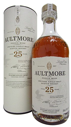 Aultmore - Speyside Single Malt - 25 year old Whisky