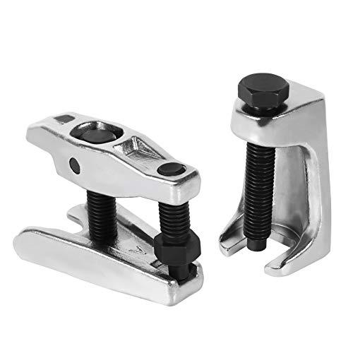 Extractor de rótula, Separador de rótula de Acero al Carbono para automóvil, tamaño de Apertura de 22 mm, tamaño pequeño para la mayoría de automóviles y Camiones Ligeros