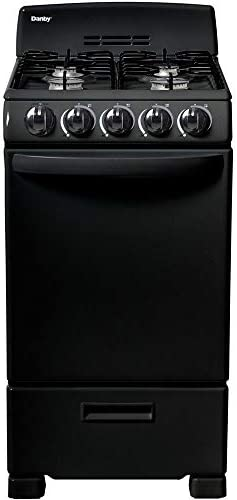 Danby 20 Free Standing Gas Range Black product image