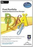 Font Portfolio - 6.000 Schriftarten & Font-Manager [Download] -