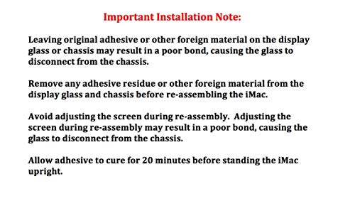 """OWC 3.0TB HDD Upgrade Kit for All 2012 and Later 27"""" iMac Models"""