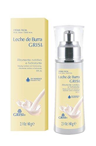 Crema Facial Nutritiva Leche de Burra 60