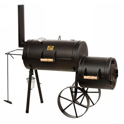"Joe\'s Barbeque Smoker 16"" Wild West Lokomotive"