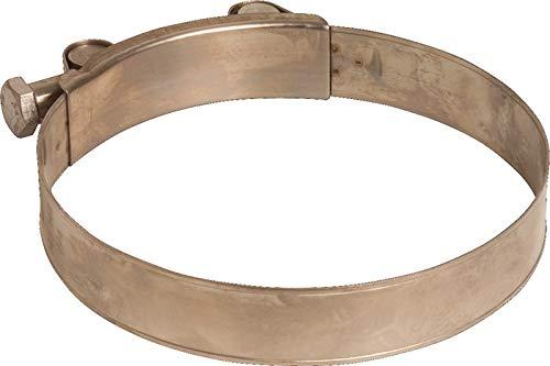 Liqui Pipe GmbH 6 pans spannbacke Schelle W4 en acier inoxydable 48–51 mm