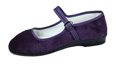 ROC Chinese schoenen fluwelen schoenen Ballerina klederdrachtschoenen maat 33 tot 42
