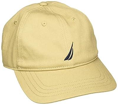 Nautica Men's Classic Logo Adjustable Baseball-Cap Hat