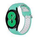 Correa de Silicona Compatible con Galaxy Watch 4 / Correa de...