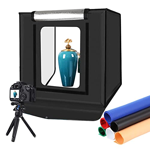 "YOTTO Studio Photo 40x40x40cm/16"" Portable Tente..."
