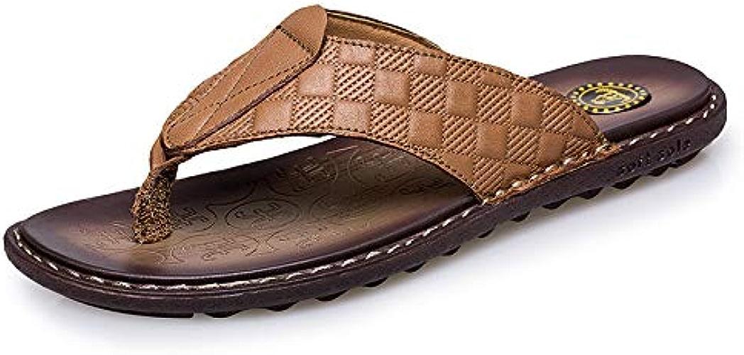 GJLIANGXIE Sandales pour Hommes Casual Sandales D'été pour Hommes Chaussures De Plage Sandales Et Pantoufles Marée Fashion Wear Chaussures pour Hommes