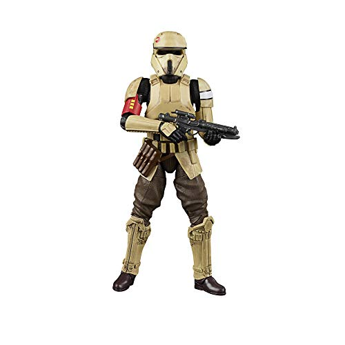 Star Wars The Black Series Archive Shoretrooper 6-Inch-Scale Rogue One: A...