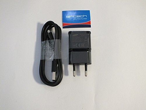 Original Samsung Ladegerät ETA-U90EBE , für alle Samsung Mobiltelefone mit Micro-USB inkl. Kabel