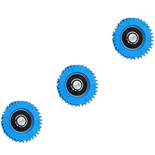 Jaimenalin 3 StüCk 36T Elektro Fahrrad Radnabe Planetengetriebe mit Lager Sicherungen E-Bike für Bafang Motor Mid Motor Zubeh?R