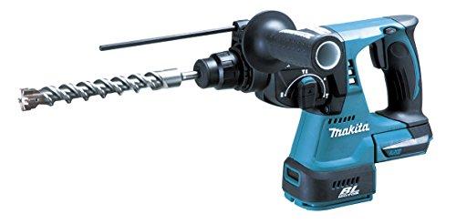 マキタ 充電式ハンマドリル18V 24�o/ハツリ可 SDS+ バッテリ充電器別売 HR244DZK