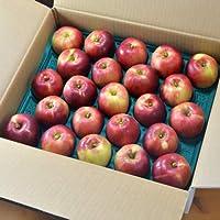 業務用4段詰め青森県産葉とらず紅玉りんご サイズ混合4段詰め約80-100個前後(ジュース・調理加工用ですが軟らかくても大丈夫なかたは生食も可能)