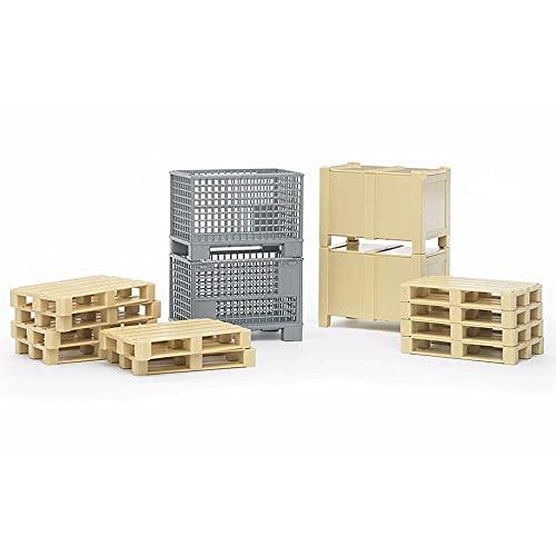 Bruder 02415 - Akcesoria logistyczne