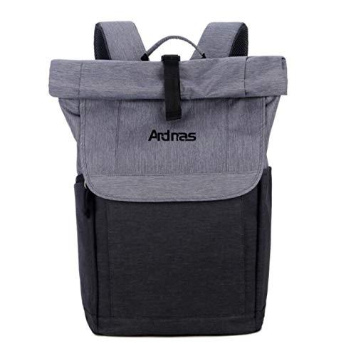 Ardnas Rolltop Rucksack - wasserdicht & langlebig - Rucksack mit Laptopfach für 15,6 Zoll...