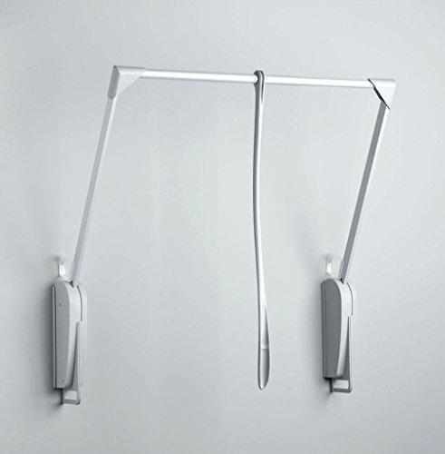 Appendiabito saliscendi per armadio 8 Closet Pro Servetto OTTO INNOMINATO cm 62-95